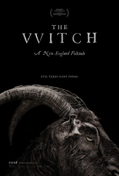 Ведьма (The VVitch: A New-England Folktale)
