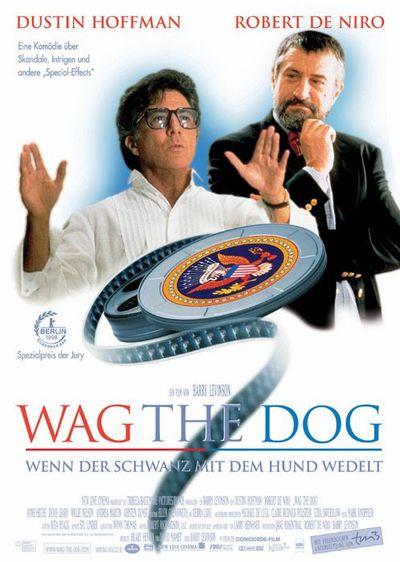 Плутовство (Wag the Dog)