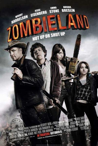 Добро пожаловать в Зомбилэнд! (Zombieland)