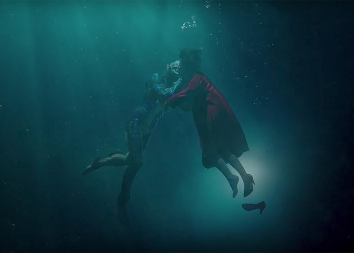 Форма воды (The Shape of Water)
