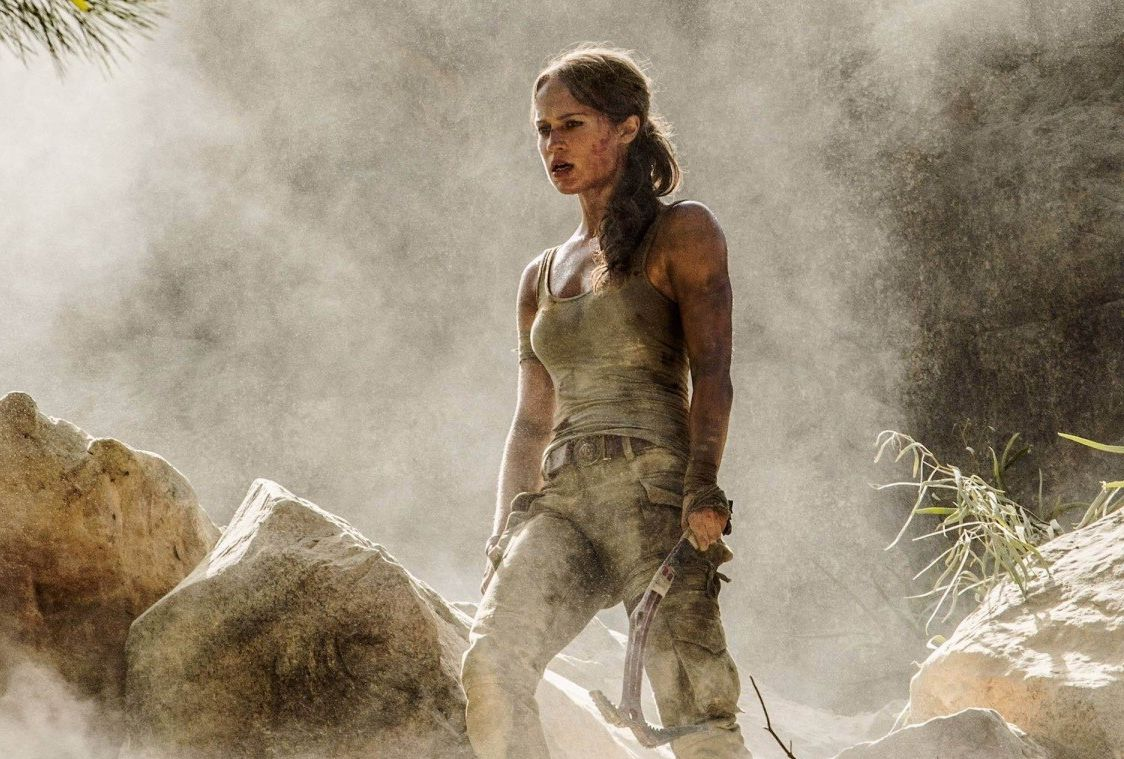 Tomb Raider: Лара Крофт (Tomb Raider)