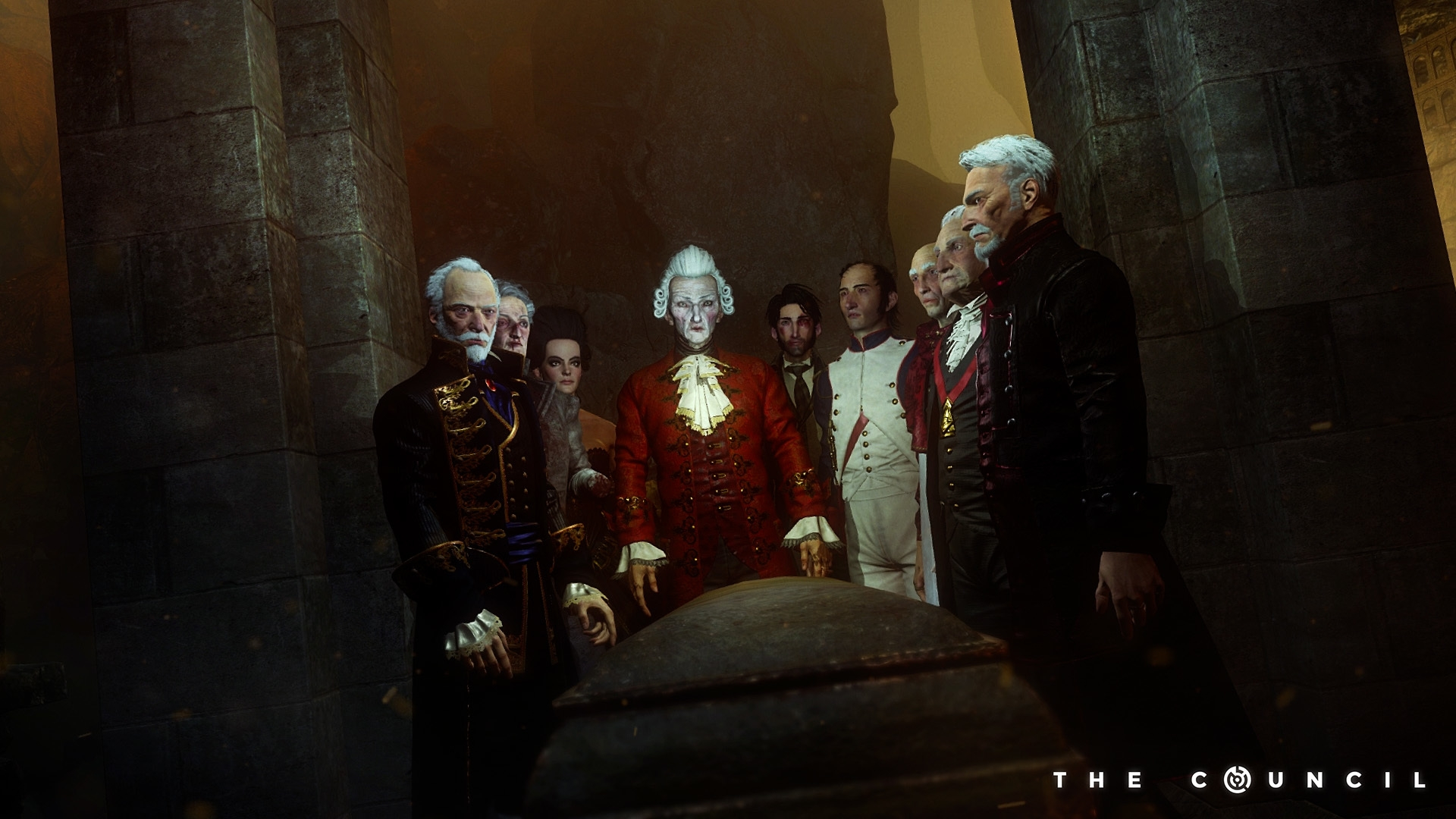 The Council Рецензия на игру