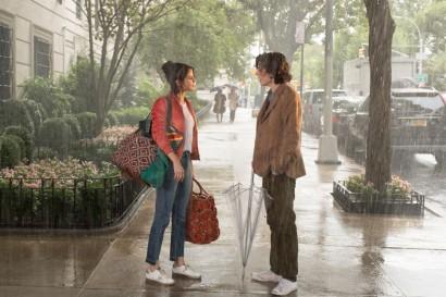 Дождливый день в Нью-Йорке
