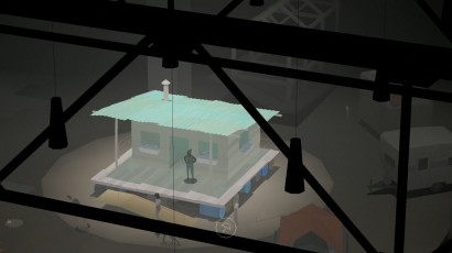 Рецензия на игру Kentucky Route Zero